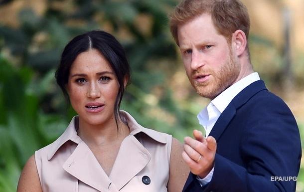 Принц Гарри и Меган Маркл вернули Елизавете II около 3 млн долларов