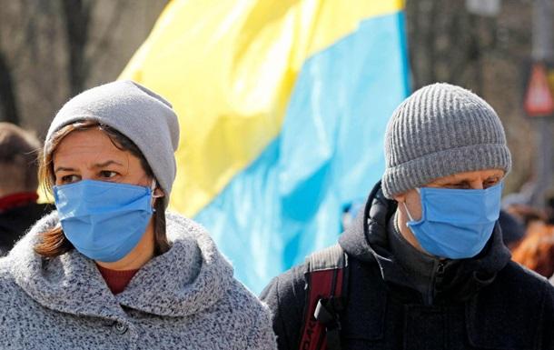 В Украине впервые 13 357 новых случаев COVID-19